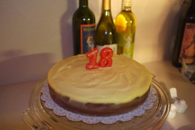 Happy 18th to Daniel :)