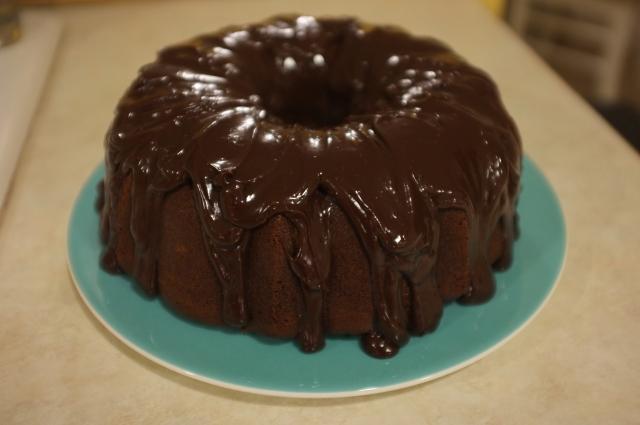 #8 Pearl's Chocolate Macaroon cake