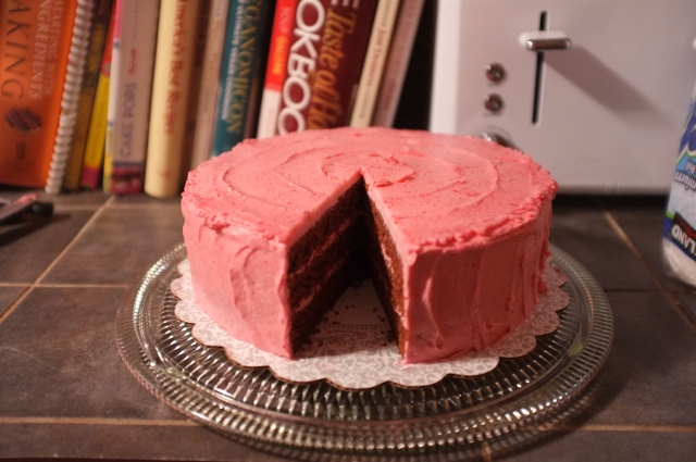 #12 The Pink Cake