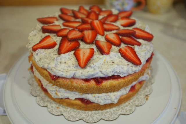 #17 Cassata Cake