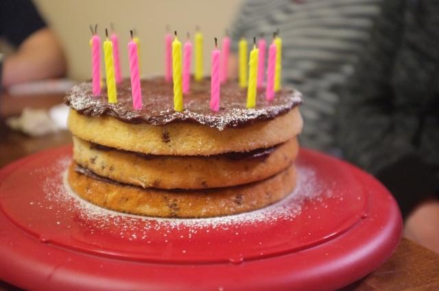 #19 Italian Cream Cake
