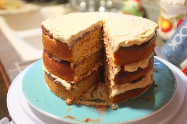 #25 Goober Cake