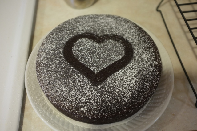 #38 Wacky Cake