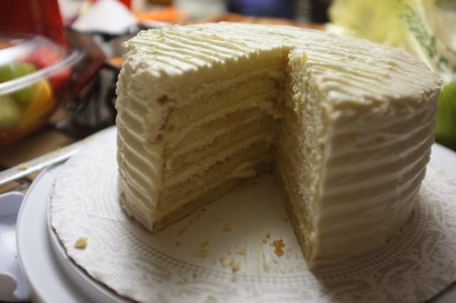 #39 Double-Dip Caramel Cake