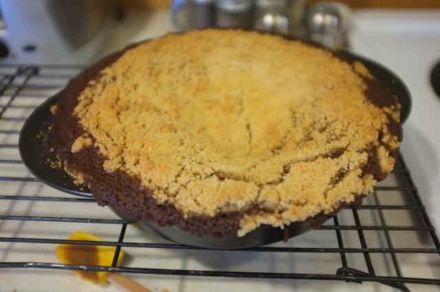 #42 Shoo-fly Cake