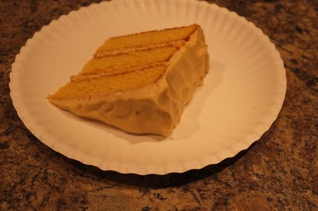 My slice
