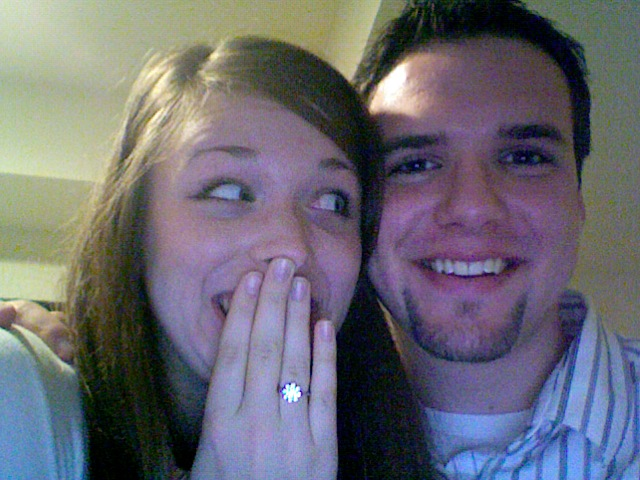 We're Engaged!!