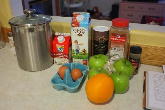Pie-filling ingredients