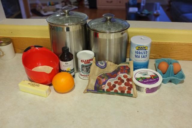 Buckle ingredients